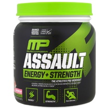 Assault Energy + Strength 345 гр от MusclePharm