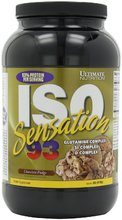 Ultimate Nutrition ISO Sensation 2lb
