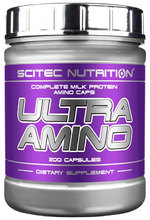 Scitec Nutrition Ultra Amino 200 капс
