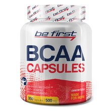 BCAA Capsules  350 капсул