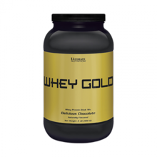 Ultimate Nutrition Whey Gold  907g